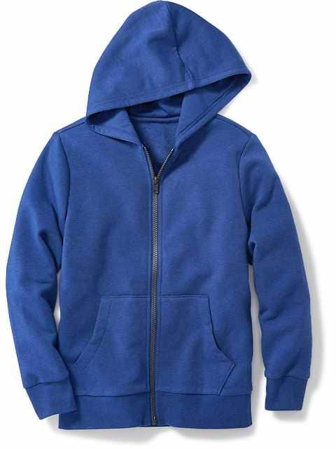 Boy's Fleece Hoodies(01)