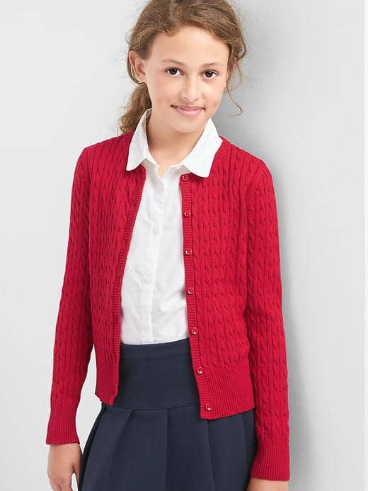 Girl's knit sweaters(01)